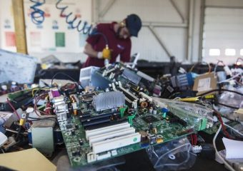 11 FACTS ABOUT E-WASTE